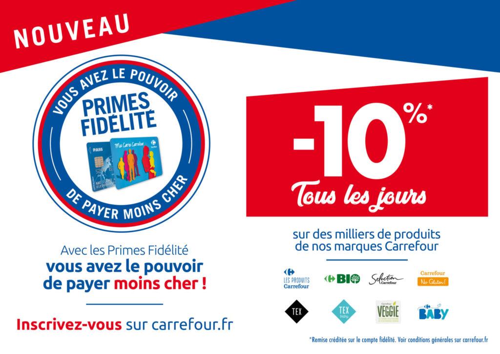 Carte Carrefour De Fidelite.Etre Fidele A Votre Hypermarche Carrefour A Ses Avantages